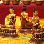 Meditációs Buddhák